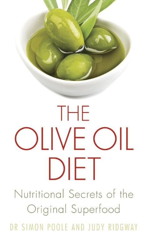 The Olive Oil Diet Book Cover