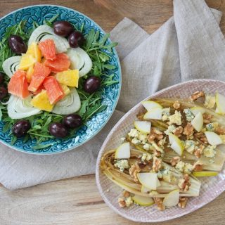 "Great Winter Salads from Blogger ""Total Salads"""