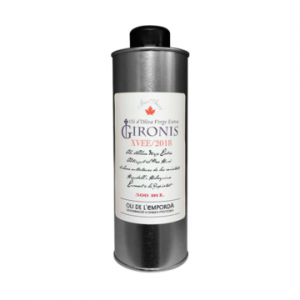 Gironis evoo from Spanish Gastro larder