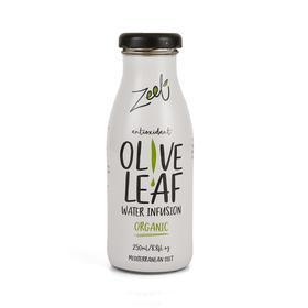Zeet olive leaf water